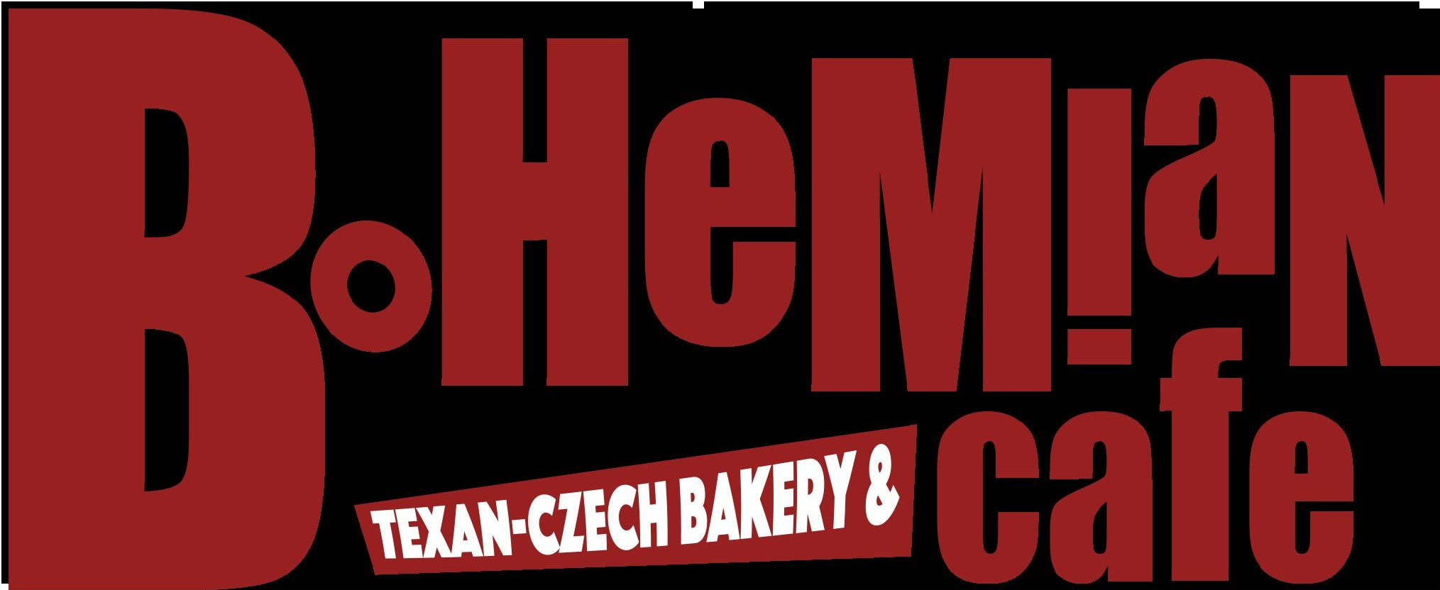 Bohemian Cafe logo - 123755 Bytes